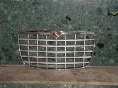 Pre-Owned  Original Chrysler 300 Front Grill #crysler #autoparts