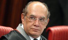 """Para o jornalista Kiko Nogueira, """"em qualquer país sério"""", Gilmar Mendes """"não estaria ocupando a cadeira"""" em que está, na presidência do TSE; ele recorda """"as grosserias e ofensas pesadas"""" proferidas pelo magistrado contra o relator Herman Benjamin, no julgamento desta quarta, e avalia que, """"de certo modo, [Gilmar] é o homem certo na hora certa. Não para nos redimir ou dar esperança, mas para mostrar a que ponto descemos"""""""