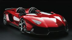 The Lamborghini Aventador J. Easily one of the coolest one-offs ever (and I'm indifferent to most Lambo designs).