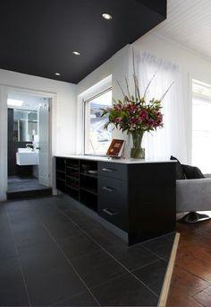 Kitchen - black bulkhead - my next project!