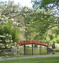 Japanese Garden of Tranquility, Memphis Botanical Gardens.  Memphis, Tennessee.