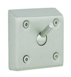 Bradley SA36 Tension Towel Hook - Front Mounted, Ligature-Resistant