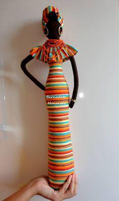 Africanas de tecido