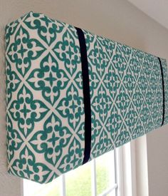 A Thoughtful Place: How to Make a Pelmet Box {Tutorial}