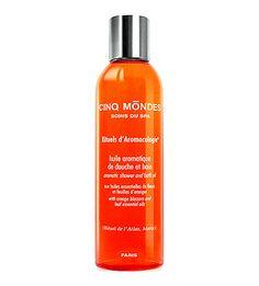 Cinq Mondes - Phyto-Aromatic Bath & Shower Oil - Atlas's ritual, Morocco - 6.7 oz