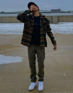 Dope Outfits For Guys, Summer Outfits Men, Stylish Mens Outfits, Cool Outfits, Street Style Outfits Men, Black Men Street Fashion, Edgy Mens Fashion, Mein Style, Retro Outfits