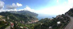 """Ristorante """"Bella Vista Sul Mare"""" in Ravello, Campania"""