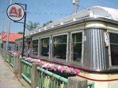 158 Best American Diners Images On Pinterest Restaurants Retro