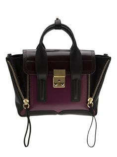 3.1 PHILLIP LIM 'Mini Pashli' Satchel #farfetch #wonderfulstore