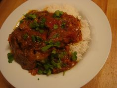 Slow Cooker Sunday! Oxtail Curry!