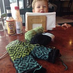 Determined to finish this pair today but took a burrito break with the Dude for knitting sustenance #littlenutmegproductions #meghanjoneslnmp #makersofinstagram #knittingpattern #knittersofig #knittingaddict #knits #knitted #knit #knits #knitlove #knittersoftheworld #knittersofinstagram #design #designer #knitdesign #knitdesigner #knitting_inspiration #knitspiration #knitstagram #fairisle #fairisleknitting #strandedknitting #knitmittens #mittens #instadaily #knittingmuchado #kidsofinstagram…