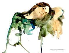 Portrait Painting In Watercolor By Charles Reid by Armando Gomez - issuu