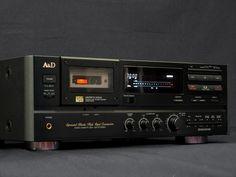 A&D GX-Z7100EV by Akai