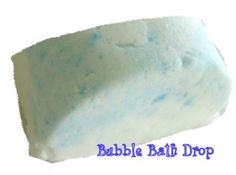 DIY Spa Recipes ~ Solid Bubble Bath Drop recipe (I read somewhere that you should break the bars up and add 1 ounce at a time to the running water. If needed add another ounce until you see how much you prefer. Bath Recipes, Soap Recipes, Bubble Bar Recipe, Drops Recipe, Homemade Scrub, Bath Melts, Bath Fizzies, Schaum, Diy Spa