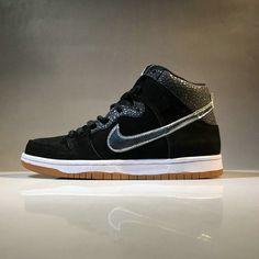 best loved e0ae0 62e0d Nike Dunk High SB PRM SOMP Nigel Sylvester 635535 001 Shoes For Sale