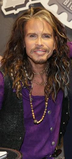 Don't know what it is but there's just a certain something about Steven Tyler!