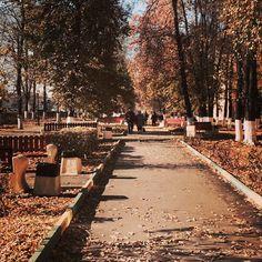 """""""#podolsk #inpodolsk #RF #autumn #people"""""""