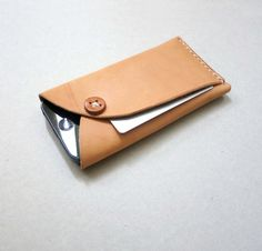 Summer Promotion - Hand Stitched  iPhone 5 Case with 1 Card Slot