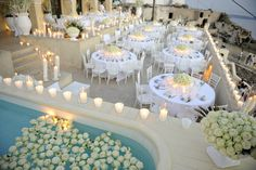 Lovely Jewelry and Beautiful Diamond Rings at www.Brilliance.com for your wonderful pool wedding!