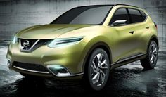 Nissan Canada Rogue 2013