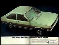 Anúncio Passat - 1977