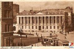Poznan Poland, Biblioteka Raczyńskich lata 30-te XX w.