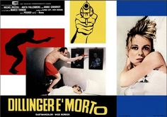 Marco Ferreri - Dillinger è morto / Dillinger Is Dead  (1969)  Trailer https://www.youtube.com/watch?v=0UQeDWwzDFE
