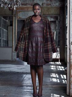 Fall Lookbook 2015 Plus Size Trends   Addition Elle