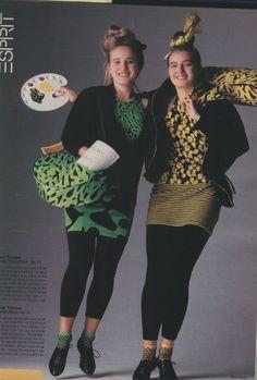 Esprit Ad 1986