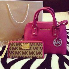 Michael Kors pink #Michael #Kors