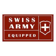 Swiss Army Equipped Logo