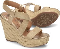 Image of Sofft Perla : Gold Rush - Womens
