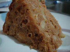 crockpot apple cake