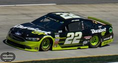 Joey Logano's 2017 Duralast Ford - Photo by Alan Wiltsie Nascar Race Cars, Joey Logano, Kevin Harvick, Paint Schemes, Cool Cars, Ford, Vehicles, Homesteads, Auto Racing