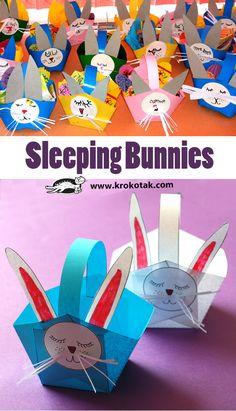 Baskets+Sleeping+Bunnies