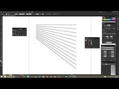 Adobe Illustrator Basics: The Blend Tool Tutorial - YouTube