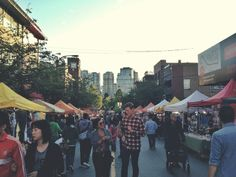Vancouver Chinatown Night Market  Courtesy of the most amazing @Helen Park.