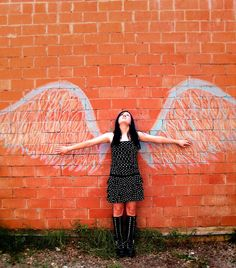 Give yourself wings.