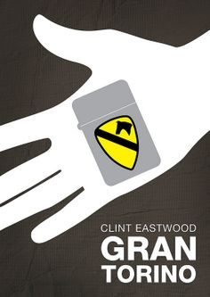 Gran Torino ~ Minimal Movie Poster by Franco Mathson The Best Films, Great Movies, New Movies, Gran Torino Film, Movies Showing, Movies And Tv Shows, Minimal Movie Posters, Film Posters, Funny Films
