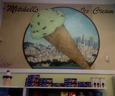 Mitchell's Ice Cream in San Francisco: http://www.thescoopblog.com/content/mitchells-ice-cream-san-francisco-ca