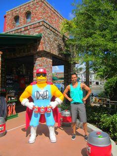 Wanderlust Diaries: Universal Studios Orlando and Islands of Adventure