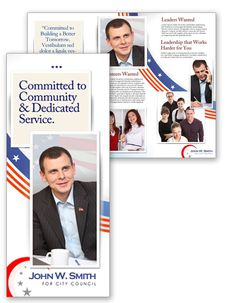 Time For A Change Political Flyer Template  Political Campaign