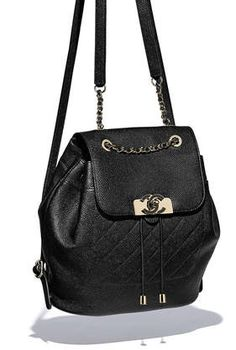 4ec11c4332 13 Best chanel backpack images in 2018   Chanel backpack, Backpacks ...