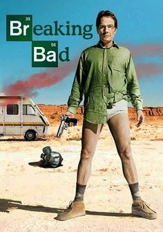 Breaking Bad - one of the best shows on TV