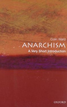 Anarchism: A Very Short Introduction Anarchism, Literature, Amazon, Books, Literatura, Amazons, Libros, Riding Habit, Book