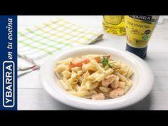 Receta Macarrones con salsa picantona - Ybarra en tu cocina