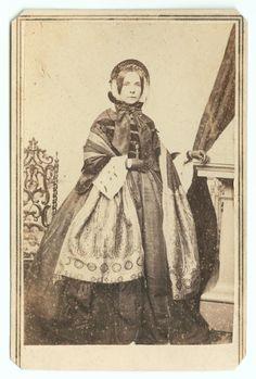 Mrs Wigfall (of Texas) c.1860 Duke University Libraries