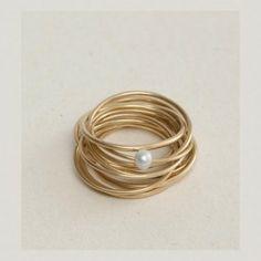 Lia Di Gregorio | Modern Pearls