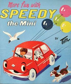 More Fun with Speedy the Mini
