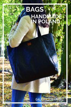 Ręcznie szyta torba z miękkiej skórki ekologicznej. W tej wersji w wybijane gwiazdki. Backpacks, Tote Bag, Handmade, Bags, Collection, Handbags, Dime Bags, Backpack, Totes